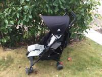 Maclaren Quest Pushchair (Black)