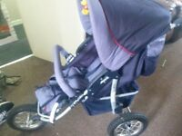 hauck fun for kids buggy