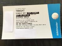 TRNSMT VIP TICKET (Saturday)