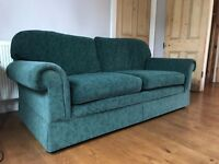 Fabric sofa for FREE!!! Good condition!! MUST COLLECT 10AM 28/5 !!