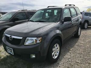 2011 Mazda Tribute GX AWD w/ AIR, ALLOY WHEELS, POWER PKG.