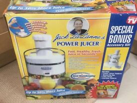 Jack Lanne's Power Juicer