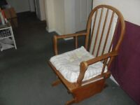 mother and baby rocking chair