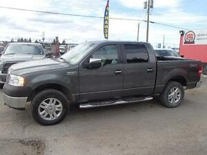 2008 FORD F-150 XLT SUPERCREW SHORT Prince George British Columbia image 2