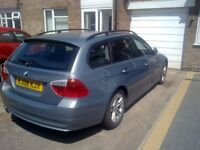BMW 320I.2008,IN V.G.C ,MOT, SPARES OR REPAIRS