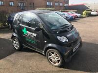 Smart Fortwo pure 2003 **SPARES AND REPAIRS**