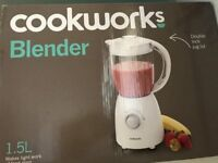 COOKWORKS BLENDER FOR 14£