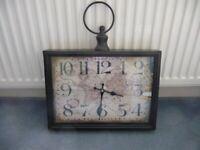 Old Clock with Quartz Movement