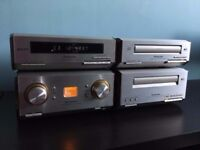 technics midi hifi 6 pieces