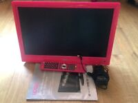 "Logik 19"" TV/DVD combi"