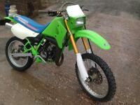 KMX 125 very good condition