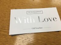 The White Company Vouchers