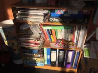 Small set of shelves
