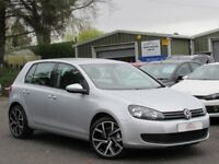 2011 VOLKSWAGEN GOLF 2.0 TDI MATCH 5DR 2 OWNER 5 DR 72000 MILES FULL SERVICE HISTORY IMMACULATE