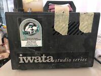 Iwata smart jet pro air brush compressor
