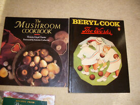 COOKING BOOKS-£1.00 FOR THE PAIR