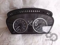 BMW 6 Series E63 E64 2003-2010 Speedometer Speedo Clocks Gauge Dials ref. x8