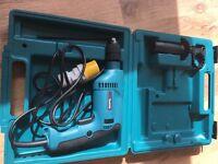 Makita hammer drill new HP1621