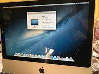 "Apple iMac 20"" ****still for sale 20/6/17****"