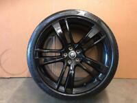 1 genuine Jaguar F-Type rear 10.5 x20 alloy wheel for sale £260 Ono call 07860431401