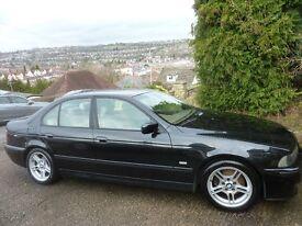 BMW 530i M Sport (E39) 2002