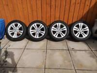 BMW F30 SPORT ALLOYS