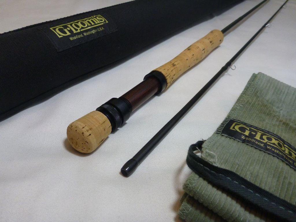 G loomis imx 9 39 7 gary loomis signature fly fishing rod for Loomis fishing rods