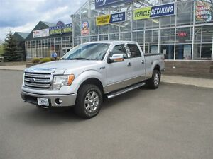 2014 Ford F-150 XTR with Chrome accessories.