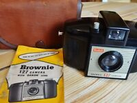 Vintage Kodak 127 camera