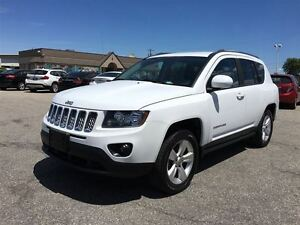 2015 Jeep Compass Sport/CARPROOF CLEAN/4X4/ALLOY WHEELS