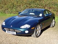 STUNNING LOW MILEAGE JAGUAR XKR SUPERCHARGED COUPE 2001 ~ MAY PART EXCHANGE