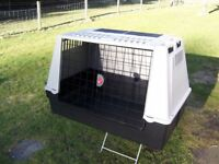 Ferplast large dog carrier/den.