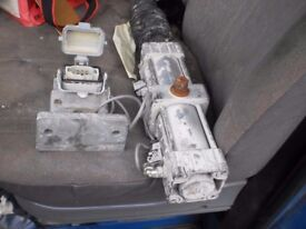 smc large actuator