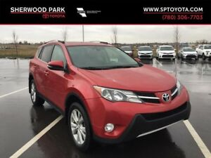 2015 Toyota RAV4 Limited Technology
