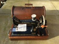 Singer Sewing machine (vintage)