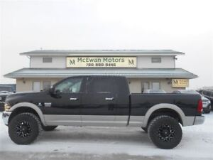 2010 Dodge Ram 2500 Laramie Mega Cab Diesel Lifted