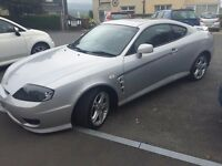Hyundai COUPE : 2L PETROL : VERY LOW MILAGE : EXCELLENT CONDITION