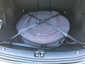 Mercedes C Class Space Saver Wheel/Tyre