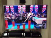 """SAMSUNG UE55F8500 55"""", full HDTV"""