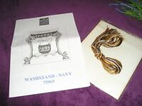 Cross stitch kit - Antique wash stand - sewing/craft/ NEW
