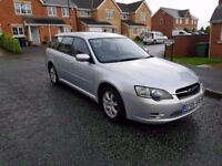 2005 subaru legacy 4x4 estate full service history low miles AUTOMATIC