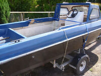 14ft wilson flyer and trailer