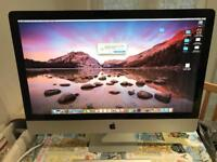 Imac 27......i7, 16gb ram, 1tb hdd......only 400 pounds