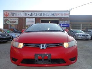 2007 Honda Civic COUPE CERTIFIED