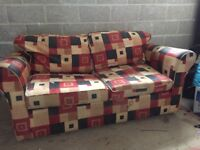 Free sofa bed for collection- can provide delivery number