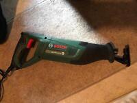 Bosch 900E reciprocating saw