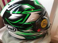 Arai Helmet RX-7V ** BRAND NEW** £320