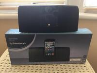 iPhone/iPod speaker dock