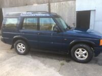 Landrover discovery 2.5 td 5