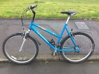 RALEIGH SIREN LARGE MOUNTAIN BIKE FRONT SUSPENSION